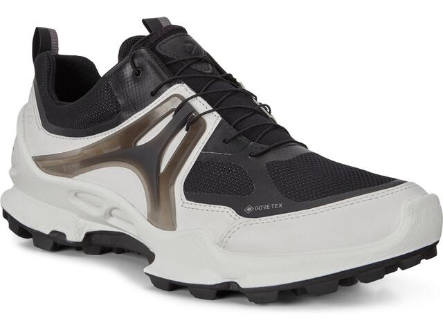 ECCO Biom C-Trail GTX Zapatillas Hombre, white/black